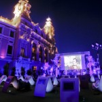 A Cinema Experience on the Lawn