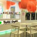 Tutti's stylish interior